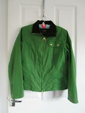 Barbour green jacket coat 14 - more a size 12