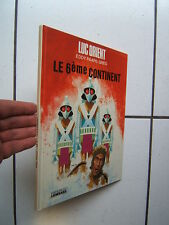 EDDY PAAPE / LUC ORIENT / LE 6 EME CONTINENT / E O  LOMBARD