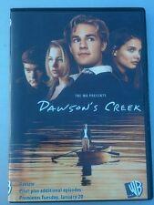 Dawson's Creek Unaired Pilot #2 & Unaired 2 Episodes WB Promo Season 123456 DVD