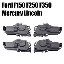 Set of 4PCS Power Door Lock Actuator Kit fit Ford F150 Excursion Lincoln Mercury