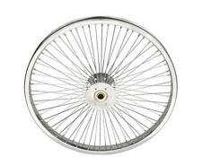 """26"""" 72 Spoke Hollow Hub Bicycle Tricycle Wheel 14G Chrome for 5/8"""" axle"""