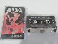 METALLICA GARAGE INC VOL II - CINTA TAPE CASSETTE K7 1998 HOLLAND EDITION