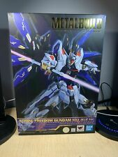 Metal Build Seed Strike Freedom Gundam Soul Blue Tamashii Nation 2018 NYCC 2019