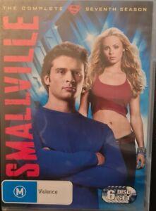 Smallville : The Complete Seventh 7 Season - 6 DVD set