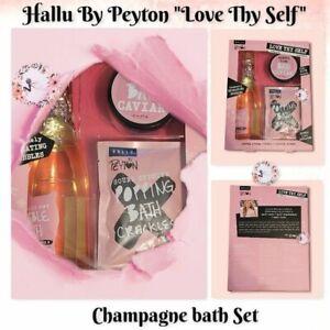 🆕 Hallu by Peyton Love Thy Self Bath Kit