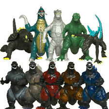Godzilla Monsters Mechagodzilla Trendmaster Gigan Anguirus 10 Action Figures Toy
