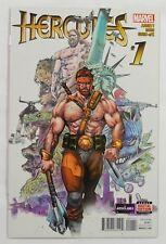 Marvel Comics Hercules #1 (2016)