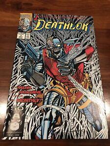 Marvel Comics Deathlok 1 July 1992 10 Copies