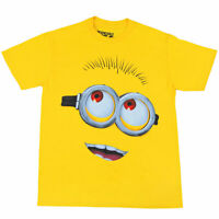 Despicable Me Minion Boys Green St Patrick/'s Day Shirt  Size S-L Clover NWT