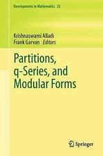 Developments in Mathematics Ser.: Partitions, Q-Series, and Modular Forms 23...