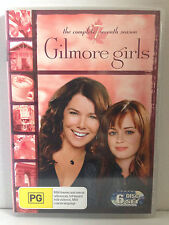 GILMORE GIRLS ~ COMPLETE SEASON 7 SEVEN ~ 6 DISC DVD ~ PAL REG 4 ~ HUGE 883 MINS