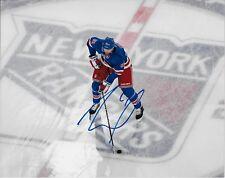Autographed New York Rangers Rick Nash 8x10 Photo #2