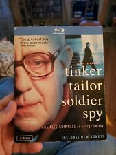 Tinker, Tailor, Soldier, Spy (Blu-ray Disc, 2-Disc Set) Alec Guinness BBC 1979