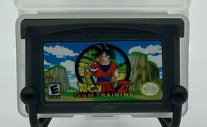 Pokemon Dragon Ball Z Team Training Game Boy Advance Game