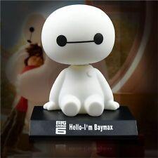 Cute Bobble head BIG HERO 6 BAYMAX  Car Auto Decoration Action Figures Toy US