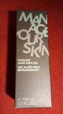 DR. SPILLER MANAGE YOUR SKIN HERREN Cooling Aloe Vera Gel 150 ML - NEU!!!