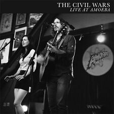 The Civil Wars Live At Amoeba, , Acceptable Live