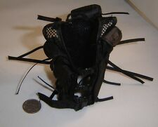 very hot cqb black vest 1/6 dragon soldier story toys version 3 dam bbi gi joe