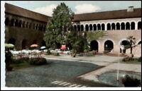TRIER 1961 Bedarfspost-AK nach Wien Motiv: Brunnenhof alte Postkarte