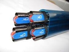 3 x Team Mosella Pole Elastic Protectors  - Pole Geni FREE Post & packing