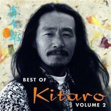 Best of Kitaro Volume 2 - Kitaro (CD 1999) NEW