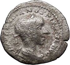 "GORDIAN III 241AD Ancient Silver Roman DENARIUS Coin ""Farnese"" Hercules i32954"