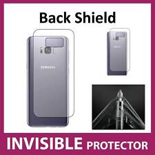 Samsung Galaxy S8 Plus BACK Screen Protector S8+ Invisible Curved Edge Shield