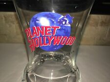 Planet Hollywood Hurricane Glass South Coast Plaza California vintage 1990