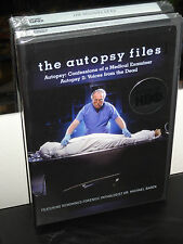 The Autopsy Files - Confessions of a Medical Examiner / Voices From The Dead NEW