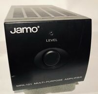 Jamo MPA-101 Integrated Multi-Purpose Power Amplifier Powers On For Parts