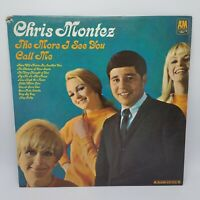 Chris Montez - The More I See You Call Me A&M LP 115 VG+ / VG+