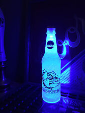 NCAA Gonzaga Bulldogs Basketball 12oz Bottle Light LED March Madness