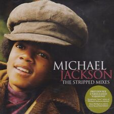 Brand New Michael Jackson The Stripped Mixes CD 2009 ABC Ben From The Jacksons 5