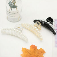 Women Fashion Hair Clip Hair Claw Crab Casual Plastic Hair Accessories Hairpins