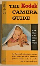 Vintage 1959 1st Edition The Kodak Camera Guide reference CG-58 -- 2563