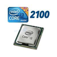 PROCESSORE CPU PC COMPUTER DESKTOP INTEL I3 2100 LGA 1155 DUAL CORE 3.1GHZ BULK-