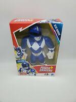 "Hasbro Playskool Heroes POWER RANGERS Blue Ranger Action Figure 10""  NIB"