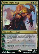 Ajani unyielding foil | nm | Aether revolt | Magic mtg