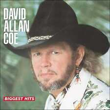 DAVID ALLAN COE : ALL AMERICAN COUNTRY (CD) sealed