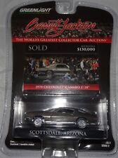 1:64 barrett-jackson' Scottsdale EDIZIONE 1970 Chevy Camaro
