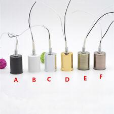 1pcs E27 E14 Ceramic Screw Base Round LED Light Bulb Lamp Socket Holder Adapter