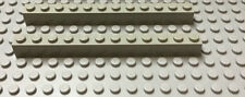 LEGO LOt of Two Traditional Light Gray Brick 6765 2149 6410 6571 6542 6341 7823