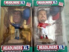MARK MCGWIRE AND SAMMY SOSA HEADLINERS XL FIGURES LIMITED EDITION 1999