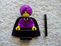 LEGO Harry Potter - Rare - Professor Quirinus Quirrell Minifig - Excellent