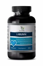 Male Libido Enhancement - L-ARGININE 500MG 1B - l-arginine and pycnogenol