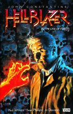 John Constantine Hellblazer Volume 10: In The Line of Fire Softcover TP