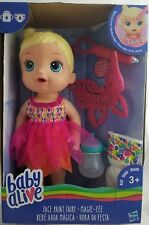 Baby Alive Face Paint Fairy Doll - Blonde