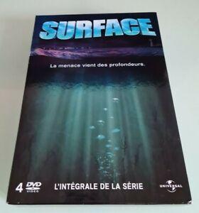 COFFRET INTEGRALE DE LA SERIE SURFACE 4 DVD 15 EPISODES DUREE 10H06