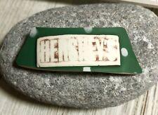 Ultra Rare Hershey's Cultured Tumbled Like Sea Glass Pottery Shard #17
