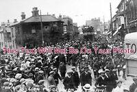 SF 380 - Joy Loan Procession, Barrack Corner, Norwich Road, Ipswich Suffolk 1919